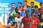 ۴ ایرانی در تیم منتخب مرحله گروهی لیگ قهرمانان با هدایت گل محمدی