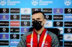 سیدجلال حسینی: بازی پرسپولیس – الهلال جنگ نابرابر است/باید آماده هر اتفاقی باشیم