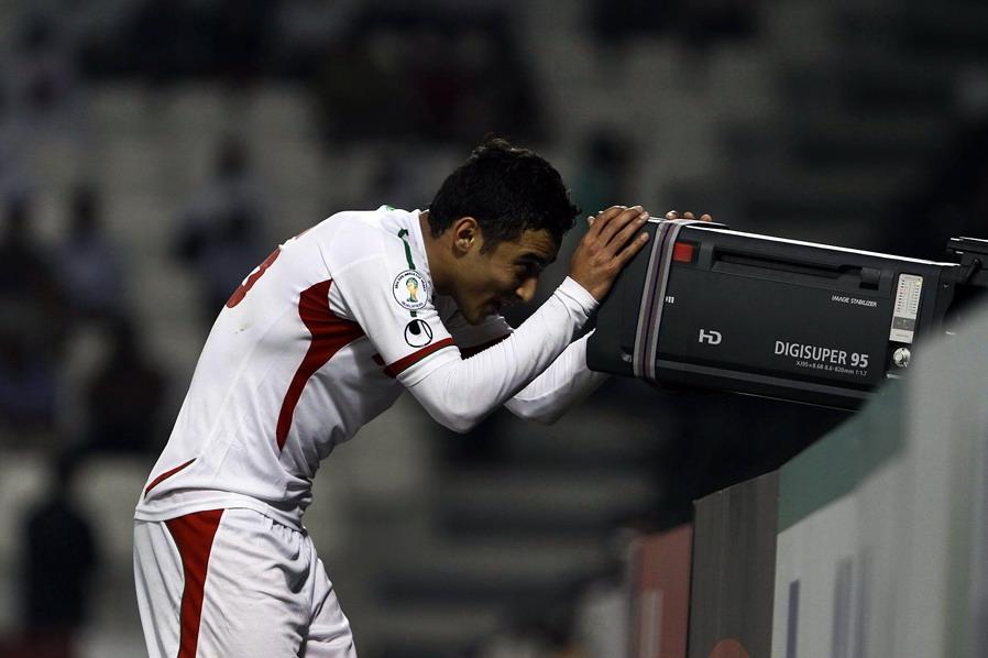 دانلود گل صعود ایران به جام جهانی ۲۰۱۴