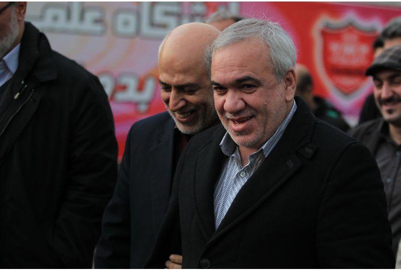 فتح الله زاده به دنبال تشکیل تیم استقلال گرجستان/ بمب میترکانم و منشا را جذب میکنم!