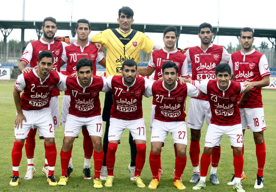 طارمی، پرسپولیس را با ارزش ترین تیم ایران کرد+عکس