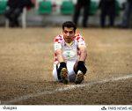 فردوسيپور در مسابقه فوتبال رسانه ورزش و پيشكسوتان فوتبال ايران