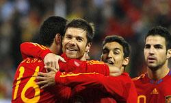 آلونسو: رونی از جام جهانی لذت نبرد