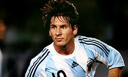 مسی: آرزو میکنم در پایان جام با رونی در بارسا همتیمی شوم