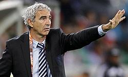 ناراحتی شدید فرانسویها از عملکرد سرمربی و بازیکنان تیم