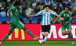 نگرانی از اوضاع مسی در اردوی آرژانتین