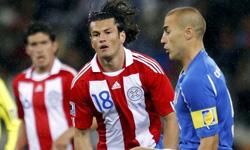 ایتالیا در گام نخست مقابل پاراگوئه متوقف شد