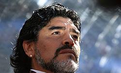 مارادونا: سخنان پله پشیزی برای من ارزش ندارد