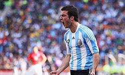 ایگواین: پیروزی آرژانتین مهمتر از هتتریک من است