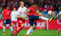 شیلی با یک گل سوئیس را شکست داد