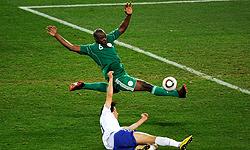 نیجریه از بازی با ایران جا زد!