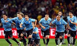 آمار و ارقام از پیروزی اروگوئه بر هلند میگویند