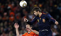 اسپانیا بعد از فتح اروپا قهرمان جهان شد