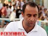 حسین عبدی : بازیکنان پرسپولیس انتظارات کادر فنی را برآورده نکردند