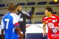 النصر ۴-۲ پرسپولیس: شکست برابر منتخب لیگ امارات
