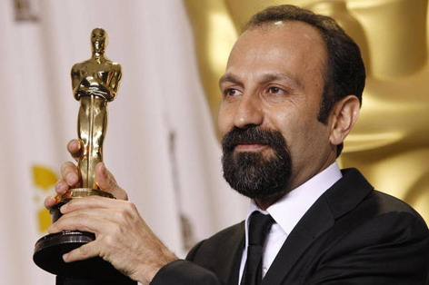 افتخار ملی / ویدئوی اهدای جایزه اسکار به جدایی نادر از سیمین