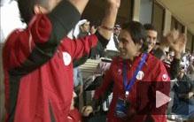 ویدئوی حاشیه های مسابقه پرسپولیس – الهلال در دوربین خبرساز