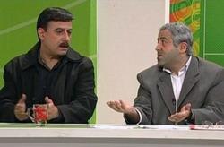 تکرار / دانلود ویدئوی باز شدن پای فتح الله زاده و مظلومی به خنده بازار