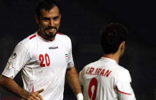 دانلود ویدئوی گل های مسابقه ایران و تونس