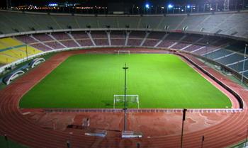 ورزشگاه و دارایی های باشگاه پرسپولیس