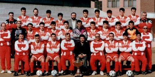 عکسی قدیمی از پرسپولیس/قهرمانی با تیم رویایی استانکو