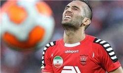 صادقیان: هدفم از بازی کردن بازگشت به پرسپولیس بود عرب اجازه نداد /در این فوتبال علی آقای کریمی و دایی مرد هستند