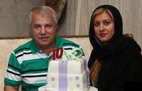 عکس/ جشن تولد ۷۰ سالگی پروین
