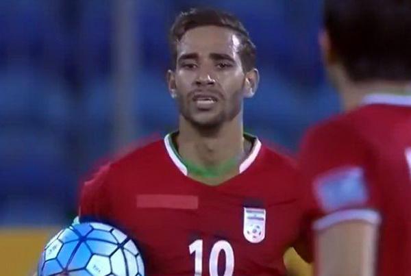 ویدیو: گل فوق العاده رضا کرملاچعب به عربستان در روز شکست ۶ بر ۵ ایران